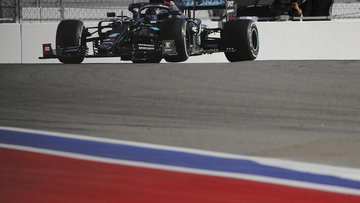 F1, Gp Eifel: diretta delle qualifiche alle ore 15