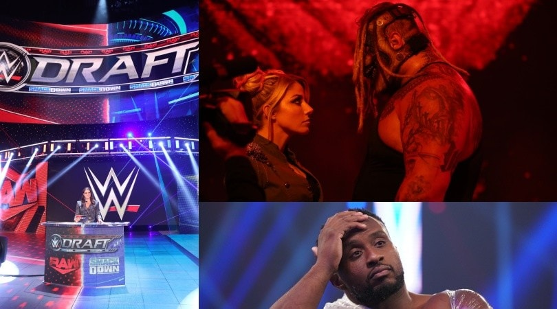 WWE Draft 2020, il New Day si divide durante SmackDown