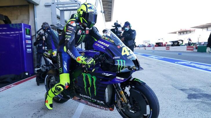 MotoGP, ufficiale: Yamaha non sostituisce Valentino Rossi nel Gp Teruel