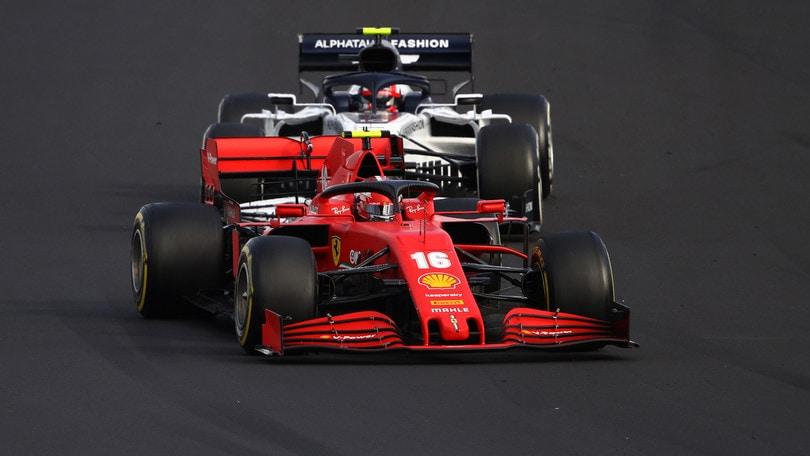 """Ferrari, Leclerc: """"Settimo posto il massimo che potevamo fare"""""""