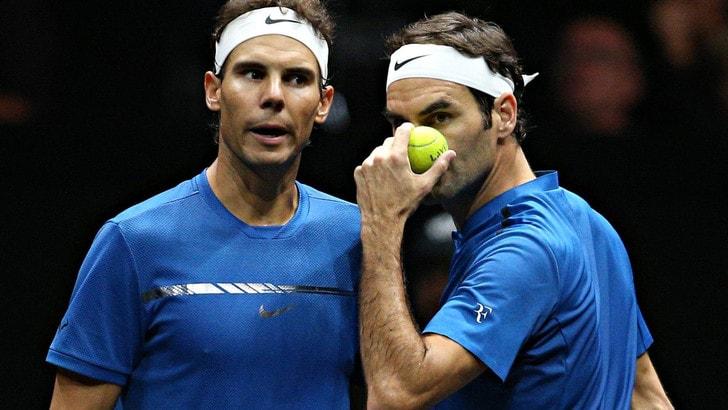 Nadal trionfa al Roland Garros: arriva il messaggio di Federer