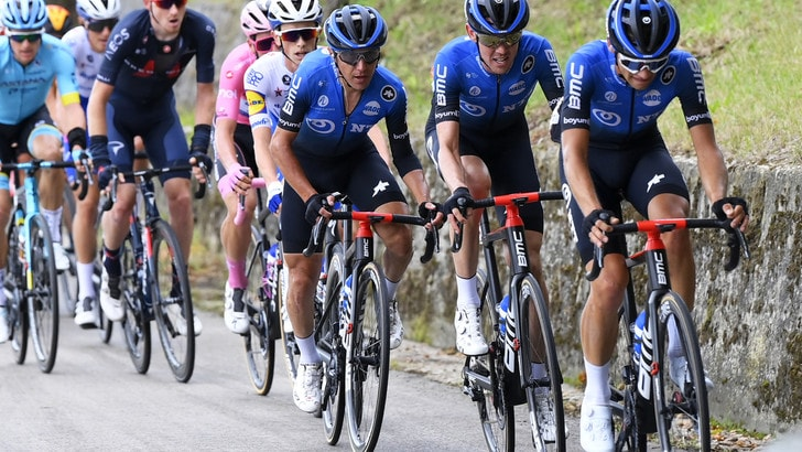 Coronavirus, positivo agli Europei Junior di ciclismo: è un italiano
