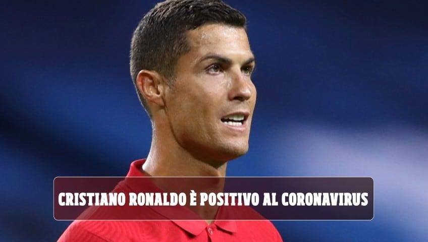 Juve, Cristiano Ronaldo è positivo al Coronavirus