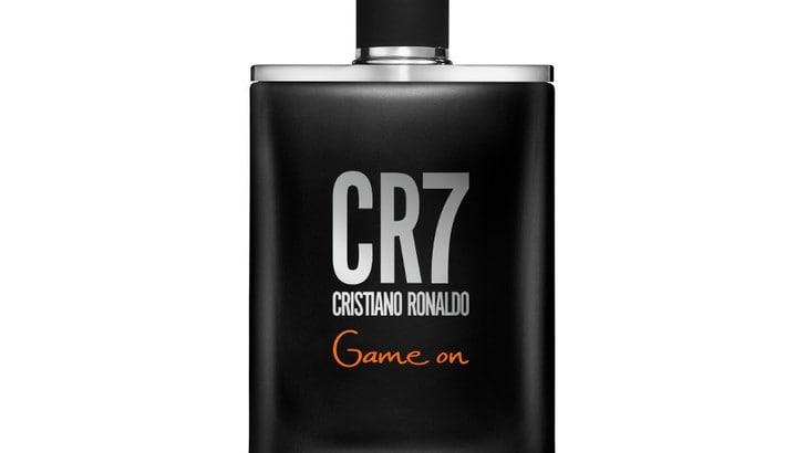 CR7 GAME ON, la nuova fragranza di Cristiano Ronaldo