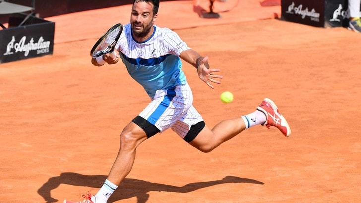 Sardegna Open, Caruso out all'esordio. Passa Hanfmann