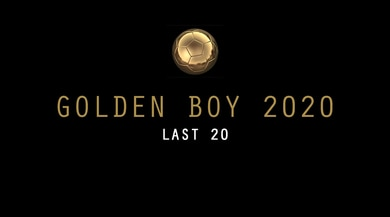Golden Boy 2020, la finale: sono rimasti in 20