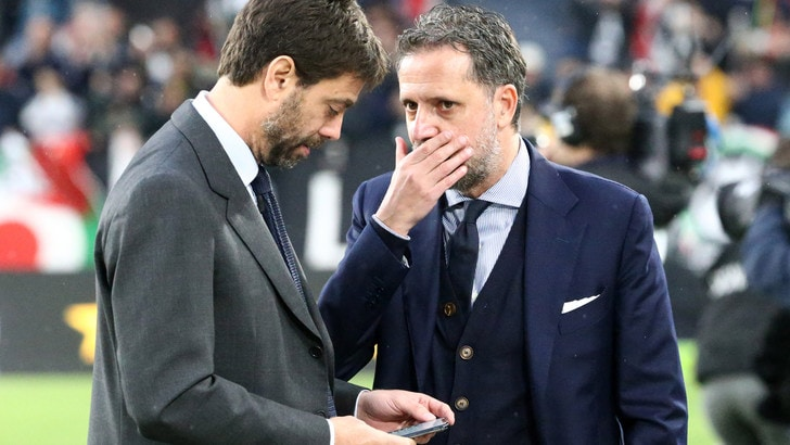 Juventus, Paratici confermato e promosso: ecco la nuova struttura