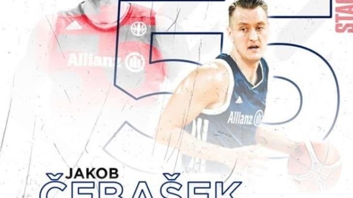 Allianz Trieste: ingaggiato Jakob Cebasek, ala/guardia subito a disposizione