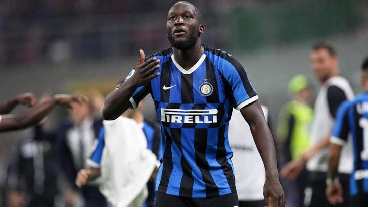 Inter, Lukaku sfida la Juve: