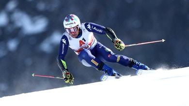 Sci alpino, negativi tutti i tamponi degli azzurri a Soelden