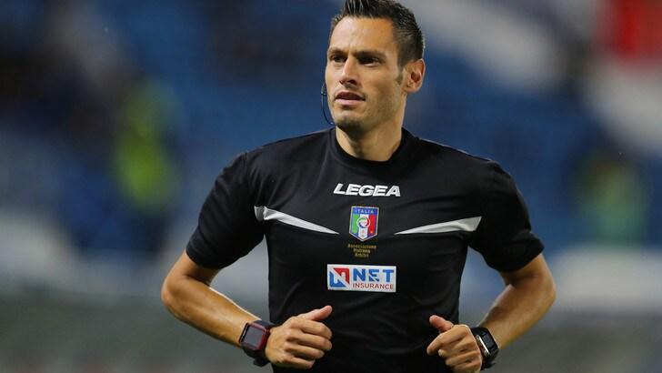 Serie A, gli arbitri: Inter-Milan a Mariani, Fourneau per Crotone-Juventus