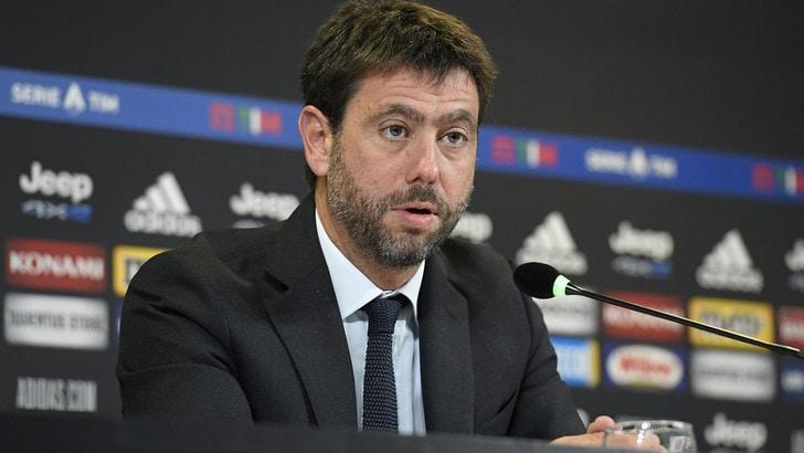 """Juve, Agnelli: """"Un anno agrodolce, ringrazio la squadra per il nono scudetto"""""""