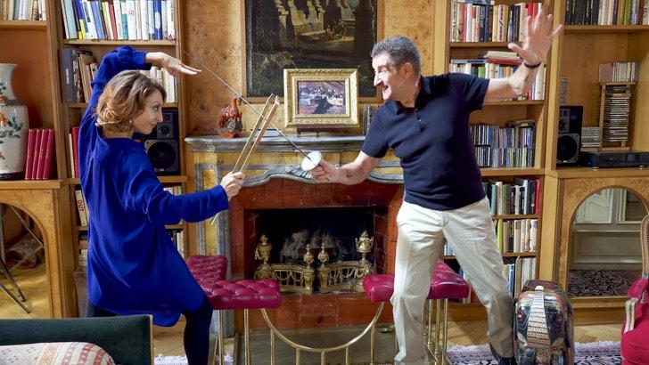 Lockdown all'italiana - Ezio Greggio incontra il pubblico nelle sale dei Notorious Cinemas