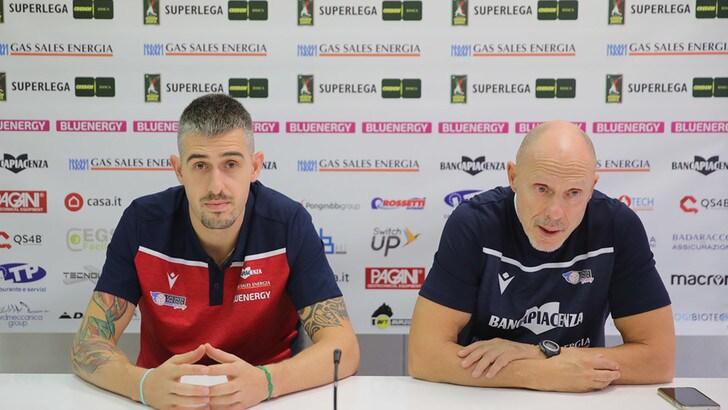 Michele Baranowicz è un giocatore di Piacenza