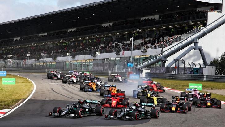 F1, otto positività al Covid-19 dopo gli ultimi test
