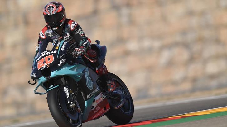 MotoGp: GP Aragon in diretta alle 15, la gara in tv