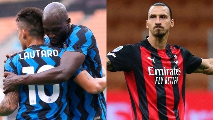 Diretta Inter-Milan ore 18: dove vederla in tv, in streaming e formazioni ufficiali