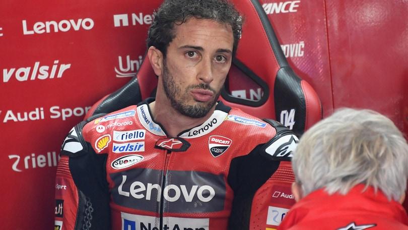 """Ducati, Tardozzi: """"Dovizioso? Non possiamo dire agli altri di andare piano"""""""
