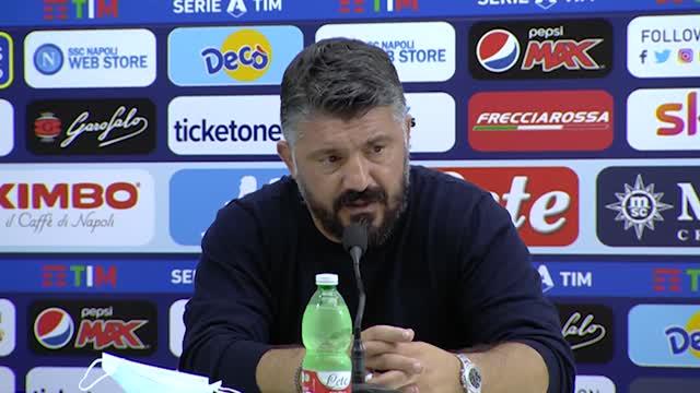 """Gattuso: """"Koulibaly è un giocatore ritrovato"""""""
