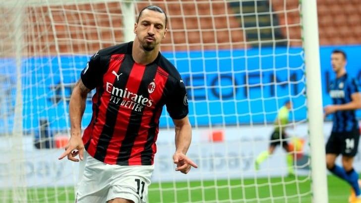 Inter-Milan 1-2: Ibrahimovic doppietta, Lukaku non basta a Conte