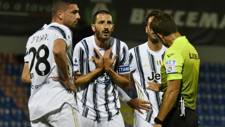 """Juventus, Bonucci suona la carica: """"Adesso pensiamo alla Champions"""""""