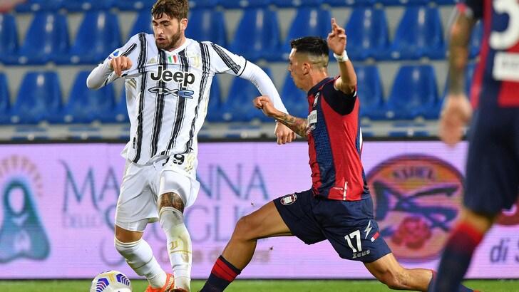 Crotone-Juventus 1-1, il tabellino