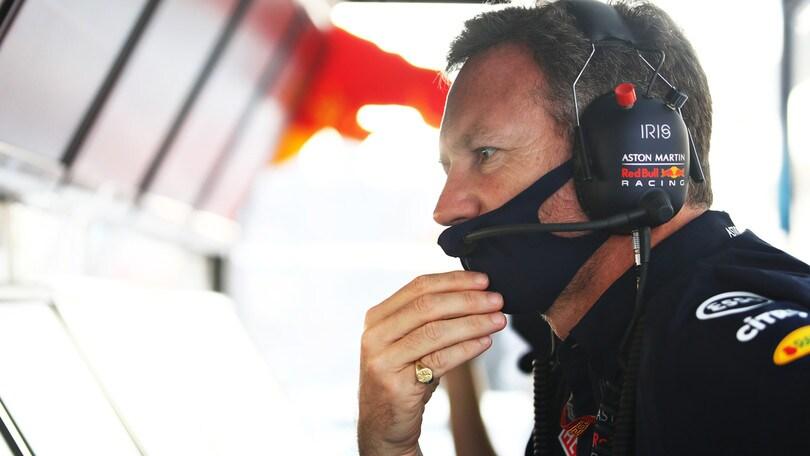 """Red Bull, Horner: """"Vogliamo concludere la stagione con slancio positivo"""""""