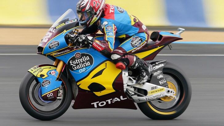 Gp Aragon: Lowes trionfa in Moto2, Bastianini secondo e in vetta al Mondiale