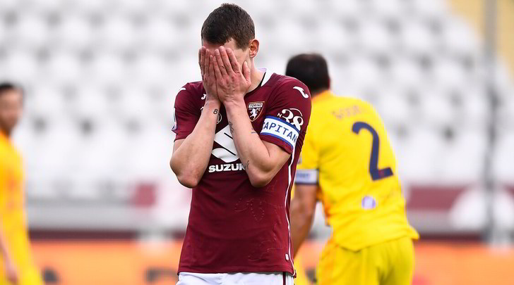 Torino-Cagliari 2-3: non basta Belotti, Giampaolo sprofonda nella crisi