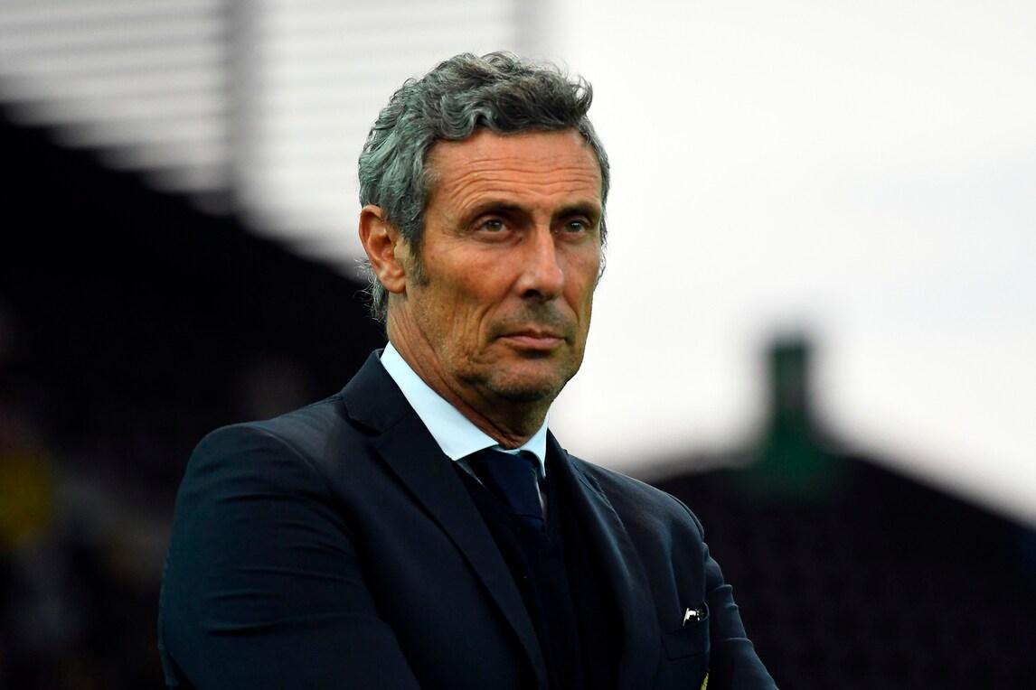 """Gotti: """"Fiorentina molto forte, ma penso all'Udinese"""""""
