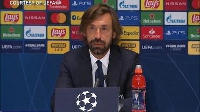 "Pirlo: ""Dybala? Con lui ho parlato ieri"""