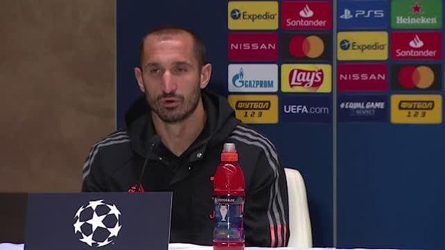 """Chiellini: """"Ci serve tempo ma intanto conta vincere"""""""