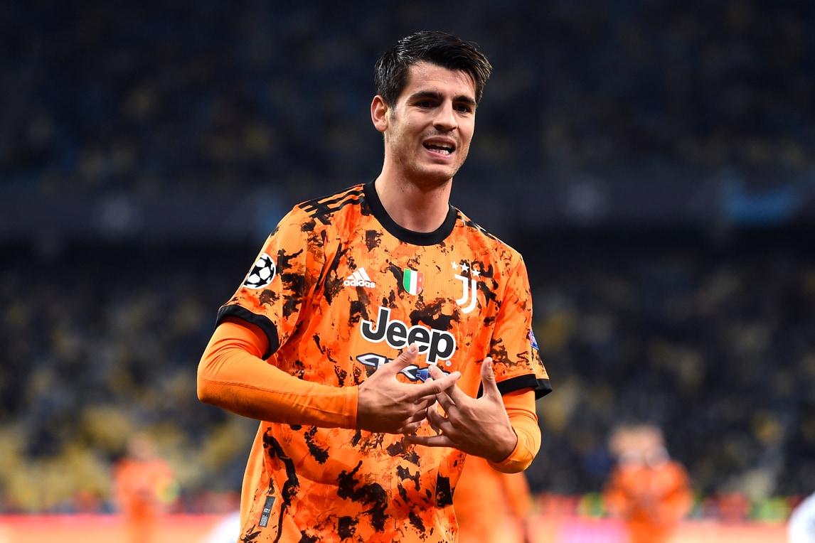 """Juve, Morata già uomo Champions: """"Vogliamo arrivare fino alla fine"""""""