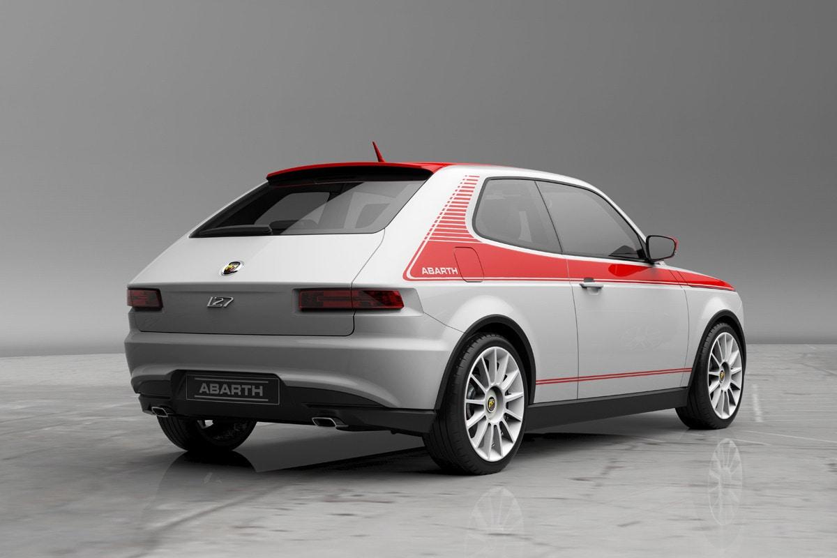 Fiat 127 Concept render: le immagini