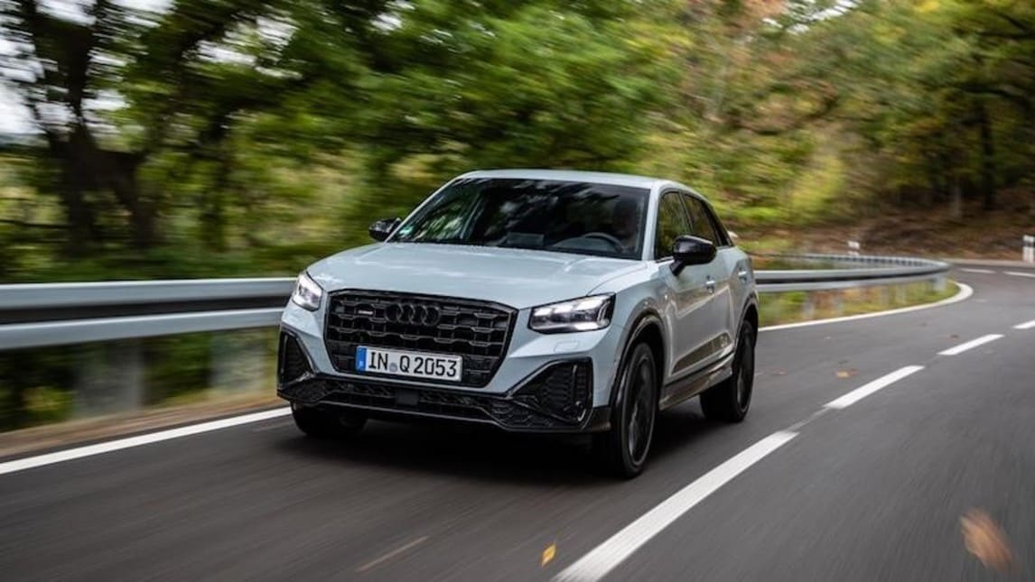 Audi Q2 Diesel: gli scatti