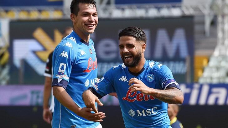 Napoli, Insigne recuperato: nei convocati di Gattuso per l'Az Alkmaar