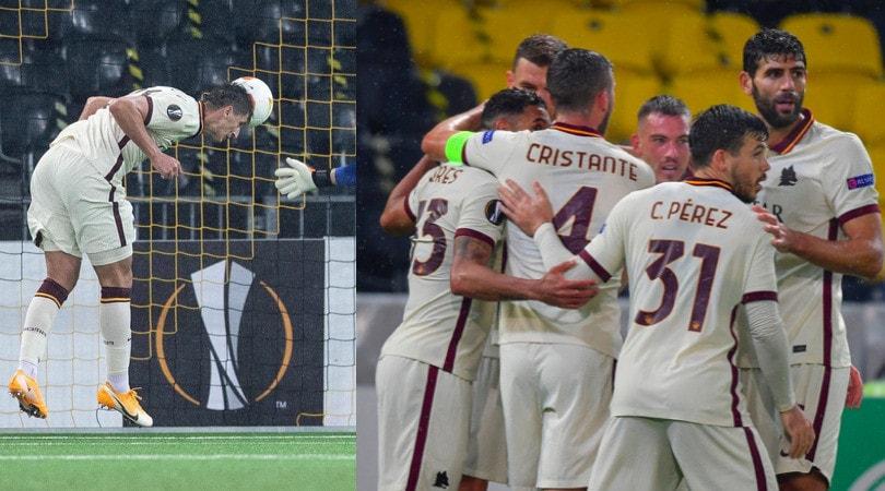Roma, Kumbulla decisivo in Europa League: Young Boys ribaltato