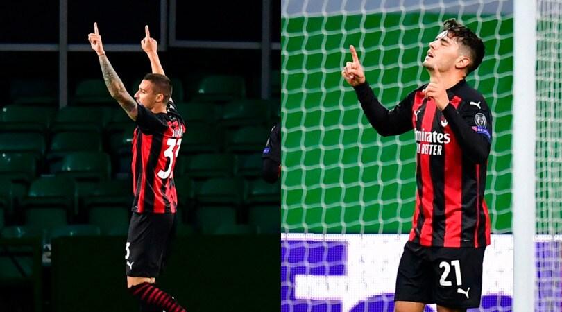 Krunic-Diaz-Hauge, è festa Milan in casa del Celtic