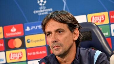 Lazio in emergenza, Inzaghi: