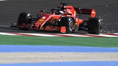 Gp Portogallo, Vettel: