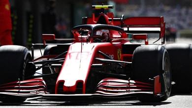 Gp Portogallo, Leclerc: