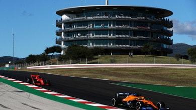 F1, Gp Portogallo: diretta delle qualifiche alle ore 15