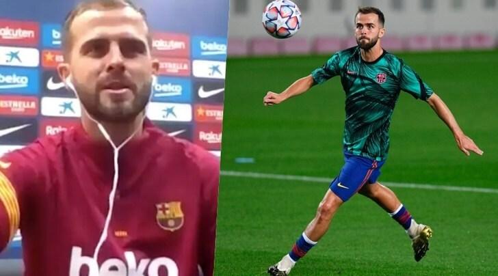 """Pjanic esclusivo: """"Juve sempre nel cuore. Messi e CR7 marziani, un genio e un vincente"""""""