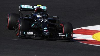 Gp Portogallo: Bottas vola nelle terze libere, Leclerc sesto