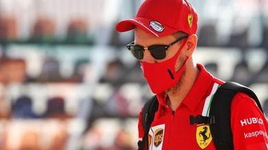 Gp Portogallo, Vettel deluso: