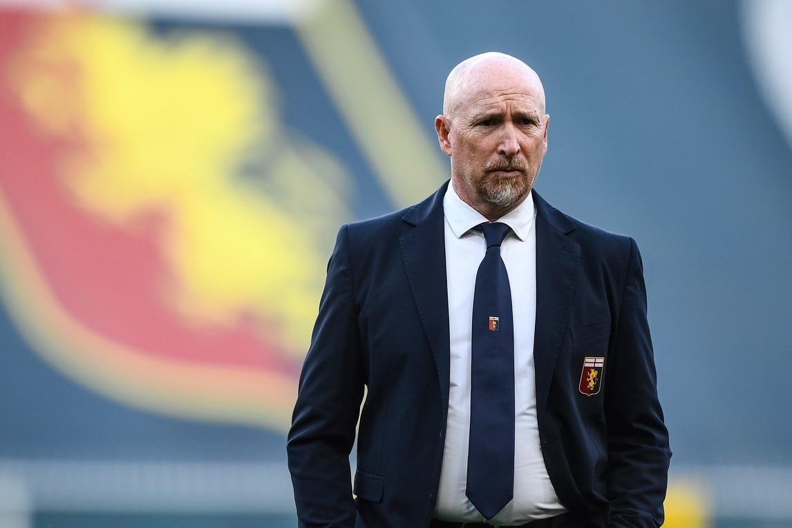 """Genoa, Maran: """"L'Inter ha segnato nel nostro momento migliore"""""""