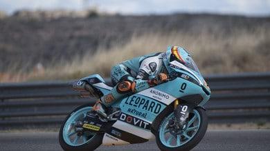 Gp Teruel, Moto3: vittoria per Masia, Vietti quinto