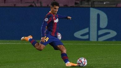 Barcellona, Coutinho infortunato: salta la Juve