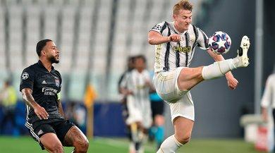 Juventus: De Ligt, Chiellini, Alex Sandro, ecco quando tornano