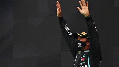 Gp Portogallo, traguardo da sogno per Hamilton: